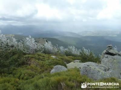 La Peñota y Peña del Arcipreste;grupo senderismo;asociaciones senderismo madrid